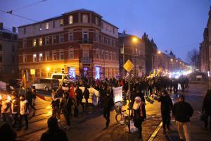 Afrin Demo in Dresden 12