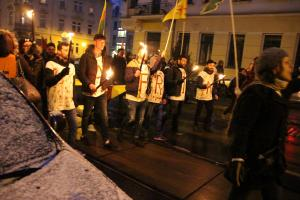 Afrin Demo in Dresden 13