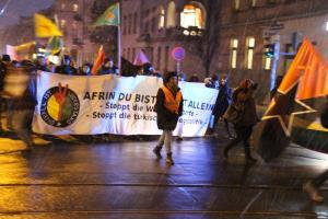 Afrin Demo in Dresden 17