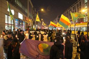 Afrin Demo in Dresden 18
