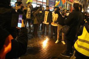 Afrin Demo in Dresden 20