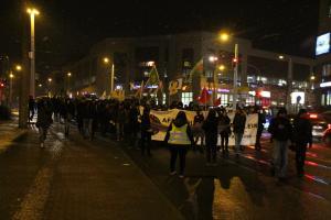 Afrin Demo in Dresden 21