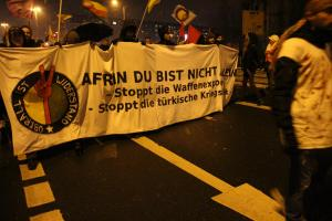 Afrin Demo in Dresden 23