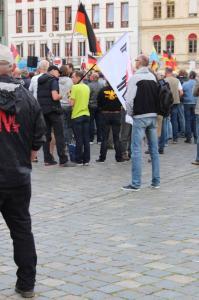 Anti-Antifa und PEGIDA