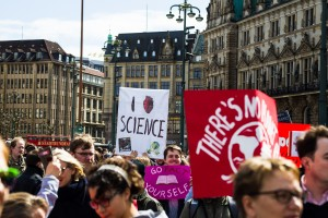 22. April March for Science Hamburg-1