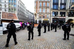 22. November 2020 Hamburg Querdenken Demo (15 von 90)