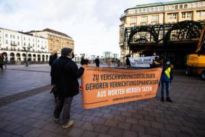 22. November 2020 Hamburg Querdenken Demo (1 von 90)