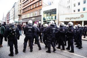 22. November 2020 Hamburg Querdenken Demo (36 von 90)