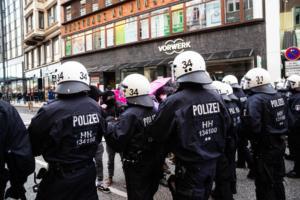22. November 2020 Hamburg Querdenken Demo (40 von 90)