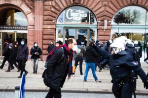 22. November 2020 Hamburg Querdenken Demo (50 von 90)