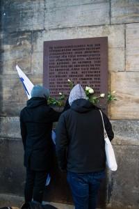 27. Januar Holocaust Gedenken (10 von 13)