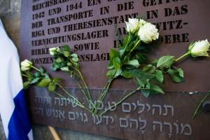27. Januar Holocaust Gedenken (11 von 13)
