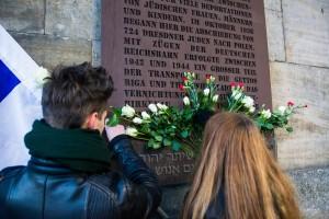 27. Januar Holocaust Gedenken (12 von 13)