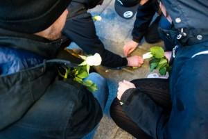 27. Januar Holocaust Gedenken (7 von 13)