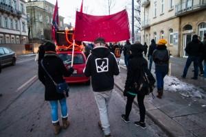 28. Januar Nachttanz Demo Löbtau (10 von 22)