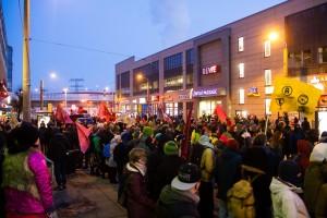 28. Januar Nachttanz Demo Löbtau (13 von 22)
