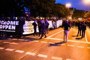 28 August 2018 Hamburg Demo gegen rechte Pogrome (14 von 16)