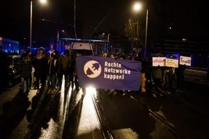 30. Januar Pegida Nope Blockade (20 von 20)