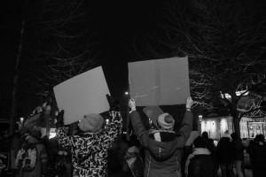 30. Januar Pegida Nope Blockade (8 von 20)