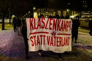 30. Januar Pegida Nope Blockade (12 von 20)