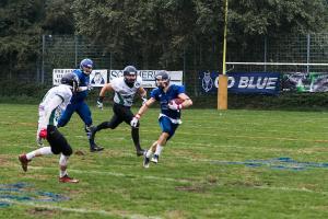 Hamburg Blue Devils gegen die Swans