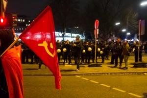 OSZE Linke Demo (21 von 27)