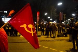 OSZE Linke Demo (22 von 27)
