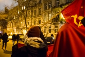 OSZE Linke Demo (24 von 27)