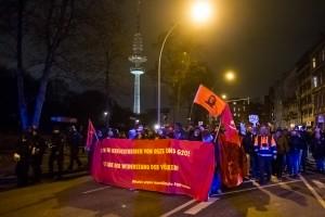 OSZE Linke Demo (26 von 27)