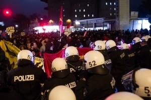 OSZE Linke Demo (6 von 27)