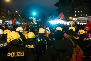 OSZE Linke Demo (8 von 27)