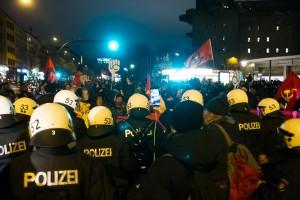 OSZE Linke Demo (9 von 27)