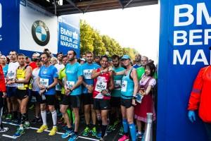 Fotos vom 43. Berlin Marathon 2016