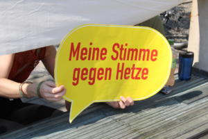 Protest gg AfD 25.08.19